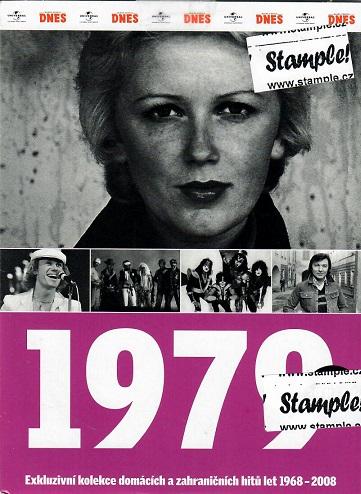 1979 - pošetka CD
