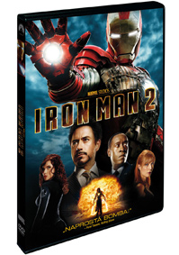 Iron Man 2. - DVD