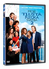 Moje tlustá řecká svatba 2 - DVD plast