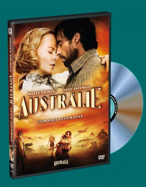Austrálie (2008) DVD
