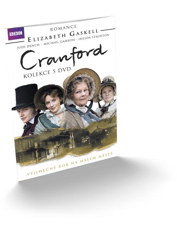 Cranford: kolekce 5DVD