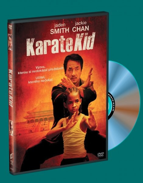 Karate Kid (2010) DVD