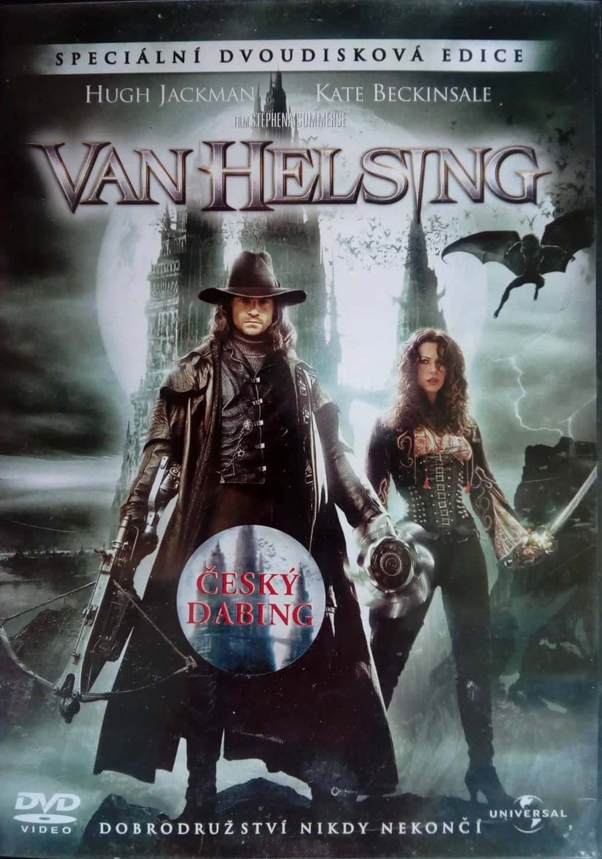 Van Helsing - speciální dvoudisková edice DVD