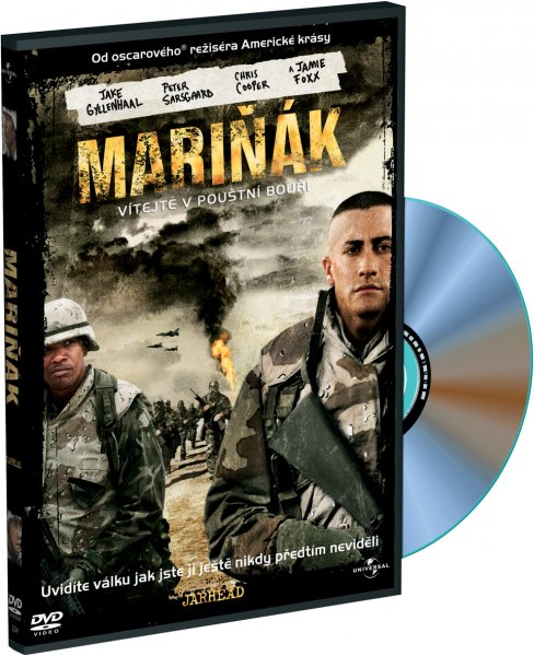 Mariňák - DVD plast