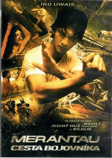 Merantau - Cesta bojovníka - DVD - plast