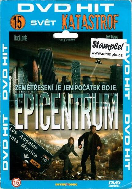 Epicentrum - DVD - pošetka