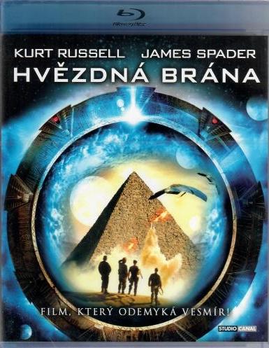 Hvězdná brána - DVD -  Blu-ray