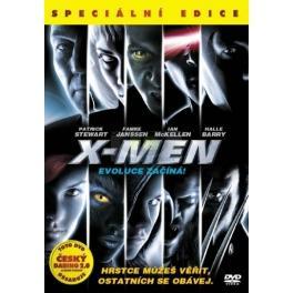 X-Men - speciální edice DVD