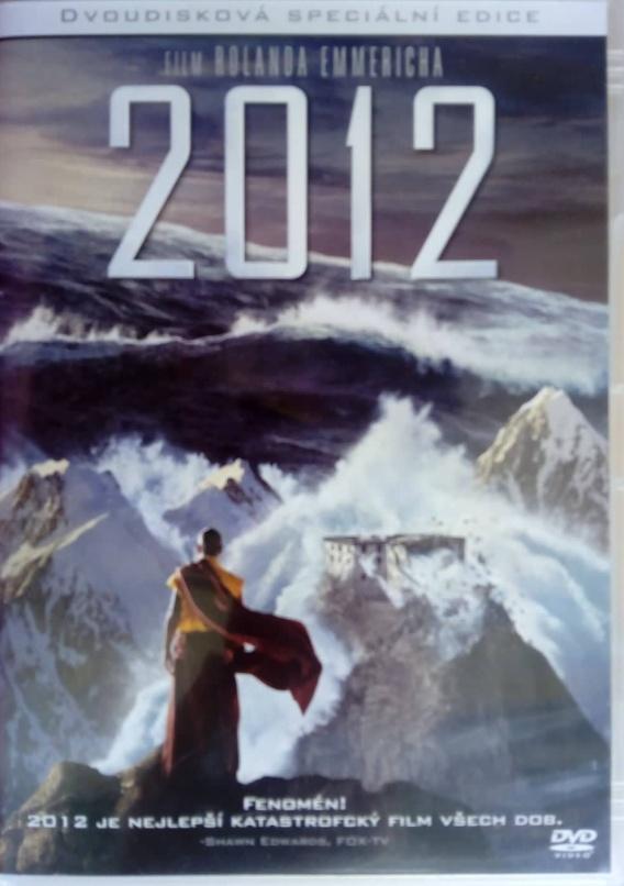 2012 - dvoudisková speciální edice DVD