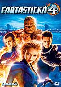Fantastická čtyřka ( plast ) DVD