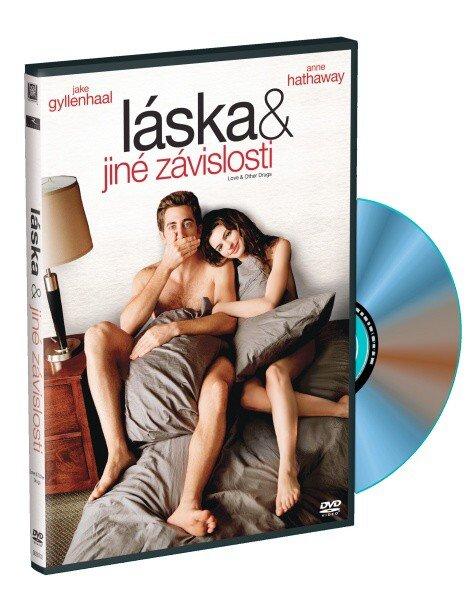 Láska a jiné závislosti - DVD plast