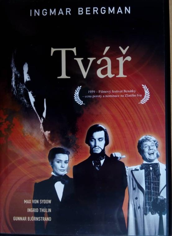 Tvář (originální znění s čekými titulky) - DVD plast