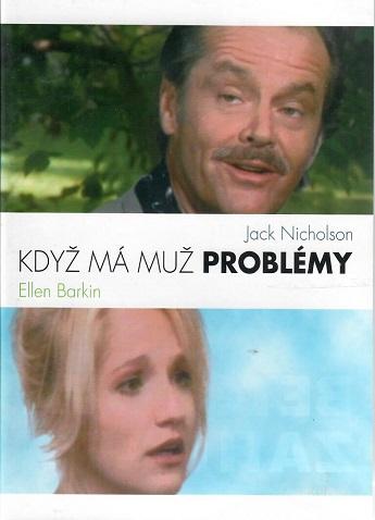 Když má muž problémy ( originální znění s CZ titulky) -Plast  DVD