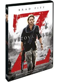 Světová válka Z - DVD