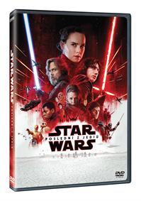 Star Wars: Poslední z Jediů ( plast ) - DVD