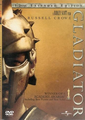 Gladiátor ( Originální znění ) - DVD