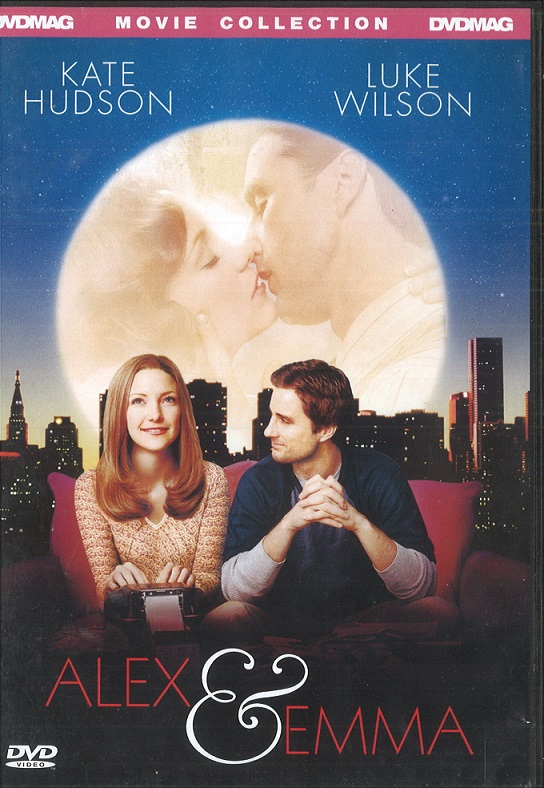 Alex & Emma ( plast ) - DVD
