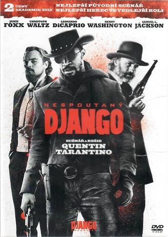 Nespoutaný Django ( plast ) - DVD
