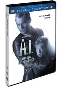 A.I. Umělá inteligence - DVD