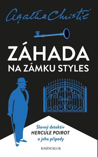Záhada na zámku Stiles - Agatha Christie