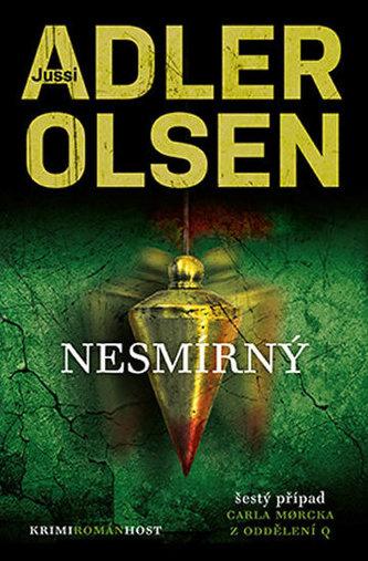 Nesmírný - Jussi Adler Olsen