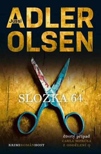 Složka 64 - Jussi Adler Olsen
