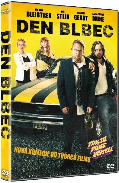 Den blbec - DVD