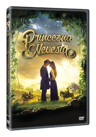 Princezna Nevěsta ( plast ) - DVD