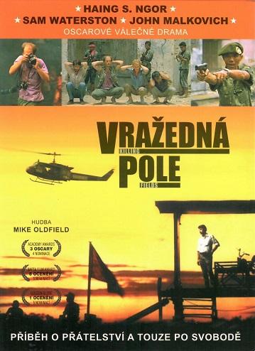 Vražedná pole ( digipack ) - DVD