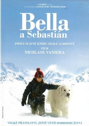 Bella a Sebastián ( slim ) - DVD