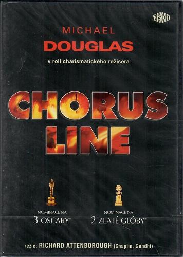 Chorus line ( originální znění s CZ titulky ) slim / plast DVD
