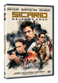 Sicario - Nájemný vrah - DVD