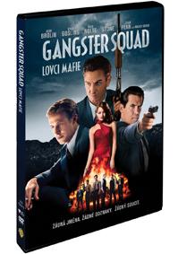 Gangster Squad - Lovci mafie -  DVD