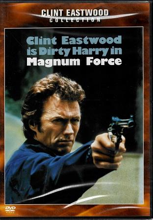Magnum Force ( originální znění, titulky CZ ) plast DVD
