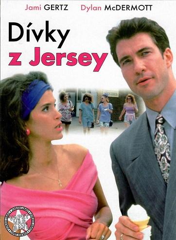 Dívky z Jersey ( digipack ) - DVD