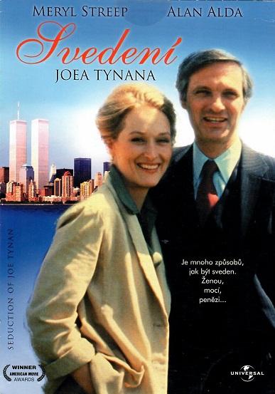 Svedení Joea Tynana ( pošetka ) - DVD