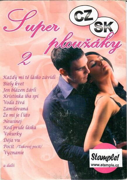 Super ploužáky 2 - CD ( pošetka)