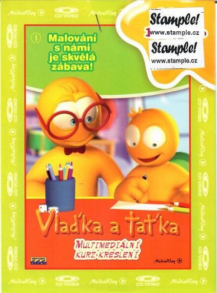 Vlaďka a taťka 1 - DVD