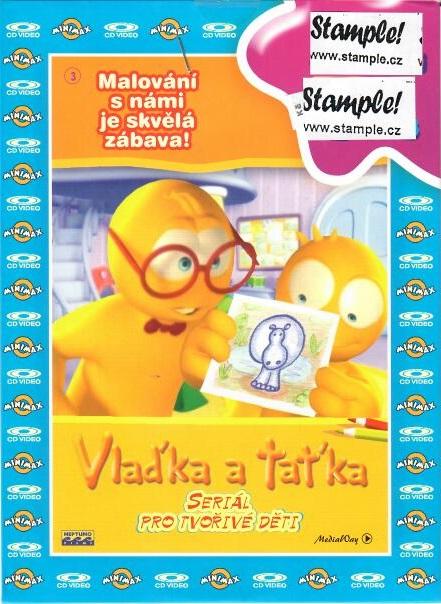 Vlaďka a taťka  3 - DVD
