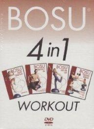 BOSU 4 in 1 - DVD