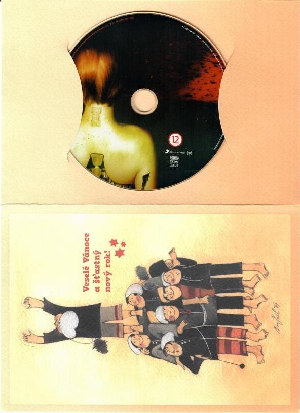 Scorpions: Humanity Hour 1 CD - dárková obálka