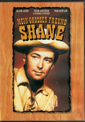 Shane ( originální znění ) - DVD