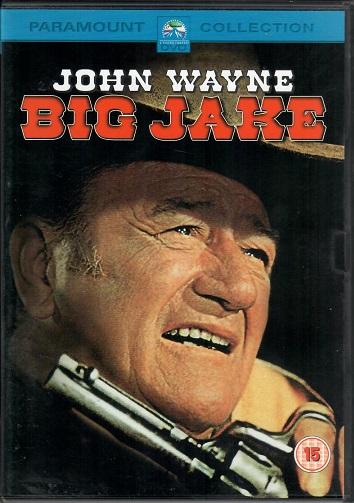 Velký jake/ Big Jake ( originální znění s CZ titulky ) - DVD