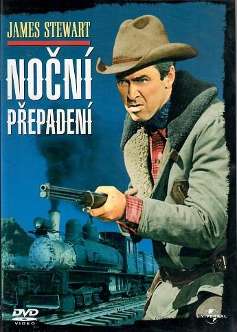 Noční přepadení ( originální znění s CZ titulky ) - DVD