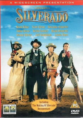 Silverado ( originální znění s CZ titulky ) - DVD