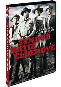 Synové Katie Elderové ( originální znění s CZ titulky ) - DVD