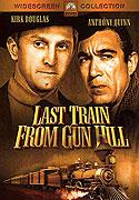 Poslední vlak z Gun Hill - DVD (originální znění s CZ  titulky)