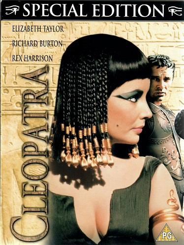 Cleopatra, Speciální edice ( originální znění s CZ titulky ) - DVD