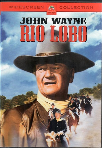 Rio Lobo ( originální znění s CZ titulky ) - DVD
