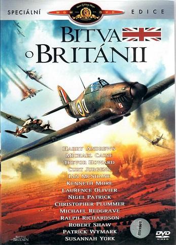 Bitva o Británii 2DVD ( originální znění CZ titulky ) - DVD